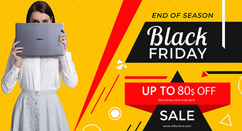 XIDU Black Friday Shopping Festival